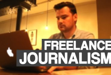 Freelancer journalist covering politics
