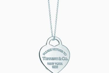 Tiffany's silver necklace
